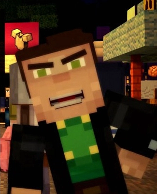 Aiden (Minecraft: Story Mode)