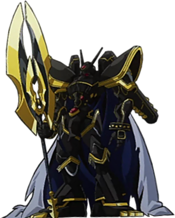 Alphamon Villains Wiki Fandom I love how they only just figured out he was jesmon by checking a computer, and not by the fact that they very. alphamon villains wiki fandom