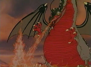 Bryagh killing Sir Orin