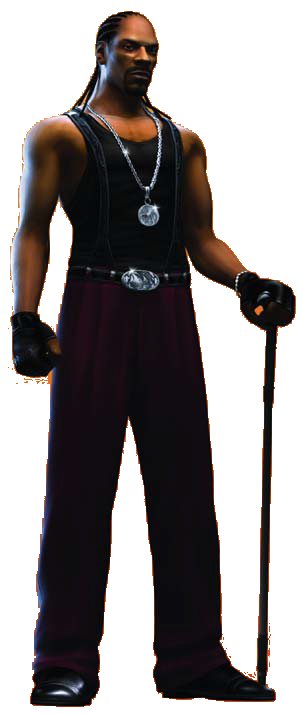 Crow (Def Jam Fight for NY)