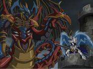 Fog King VS Chaos Phantasm Armityle