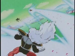 Goku vs Jeice and Burter! The Speed -Japanese Episode 68-