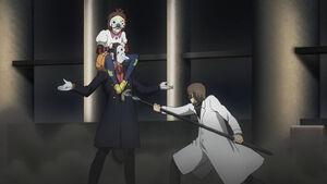 Itou tries to hit roma