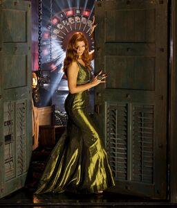 Lady Luck's door