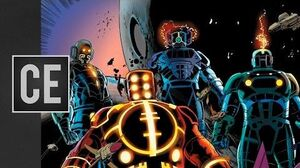 Marvel Comics Celestials Explained