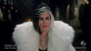 Once Upon a Time - Ursula, Maleficent and Cruella de Vil Meet