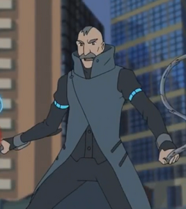 Phineas Mason (Earth-TRN633) from Marvel's Spider-Man (animated series) Season 2 12