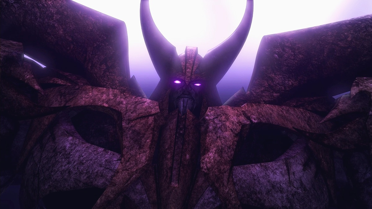 694244/PE Proposal - Unicron from Transformers Prime