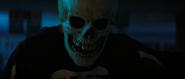 Skullmasknohood