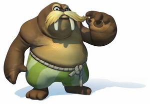 Viking Art8 - Donkey Kong Country Tropical Freeze