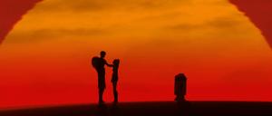 Anakin Ahsoka Dune Sea