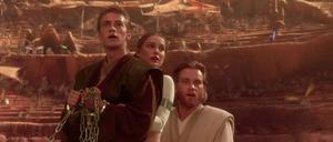Anakin Skywalker Jedi reinforcements