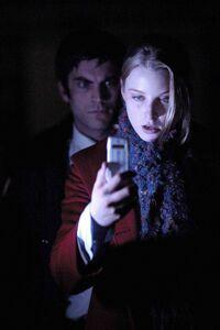 Angela Bridges & Thomas Barclay