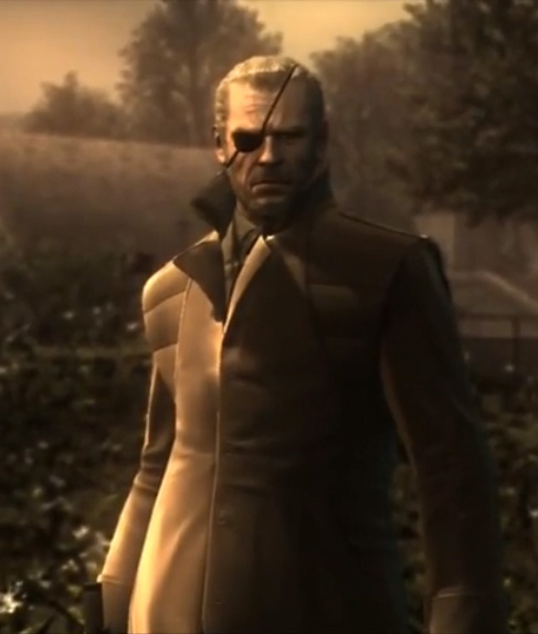 Big Boss (Metal Gear)