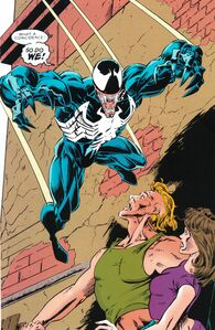 Edward Brock (Earth-616) from Venom Lethal Protector Vol 1 1 0001