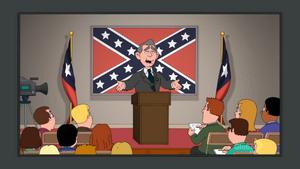 George W. Bush the COnfederate Leader