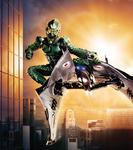 Green Goblin Spider-Man (2002)