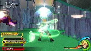 Kingdom Hearts Birth by Sleep Final Mix - Flame Box - Ventus Proud Mode
