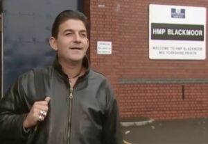 Nick Cotton release from prison 2000