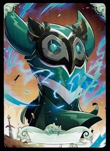 Oropo krosmaster card