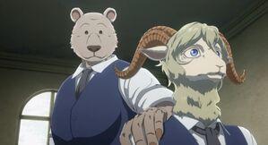 Riz and Pina anime 04