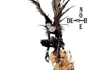 Ryuk Death Note