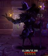 Shadow Headmistress (SteamWorld)