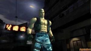 Tekken Hybrid Tekken Tag Tournament HD - Bryan Fury ending - HD 1080p