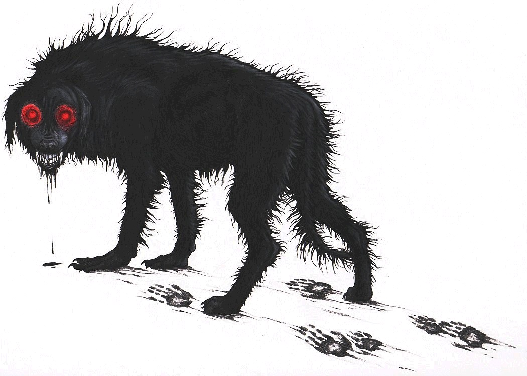 Black Dog (folklore)