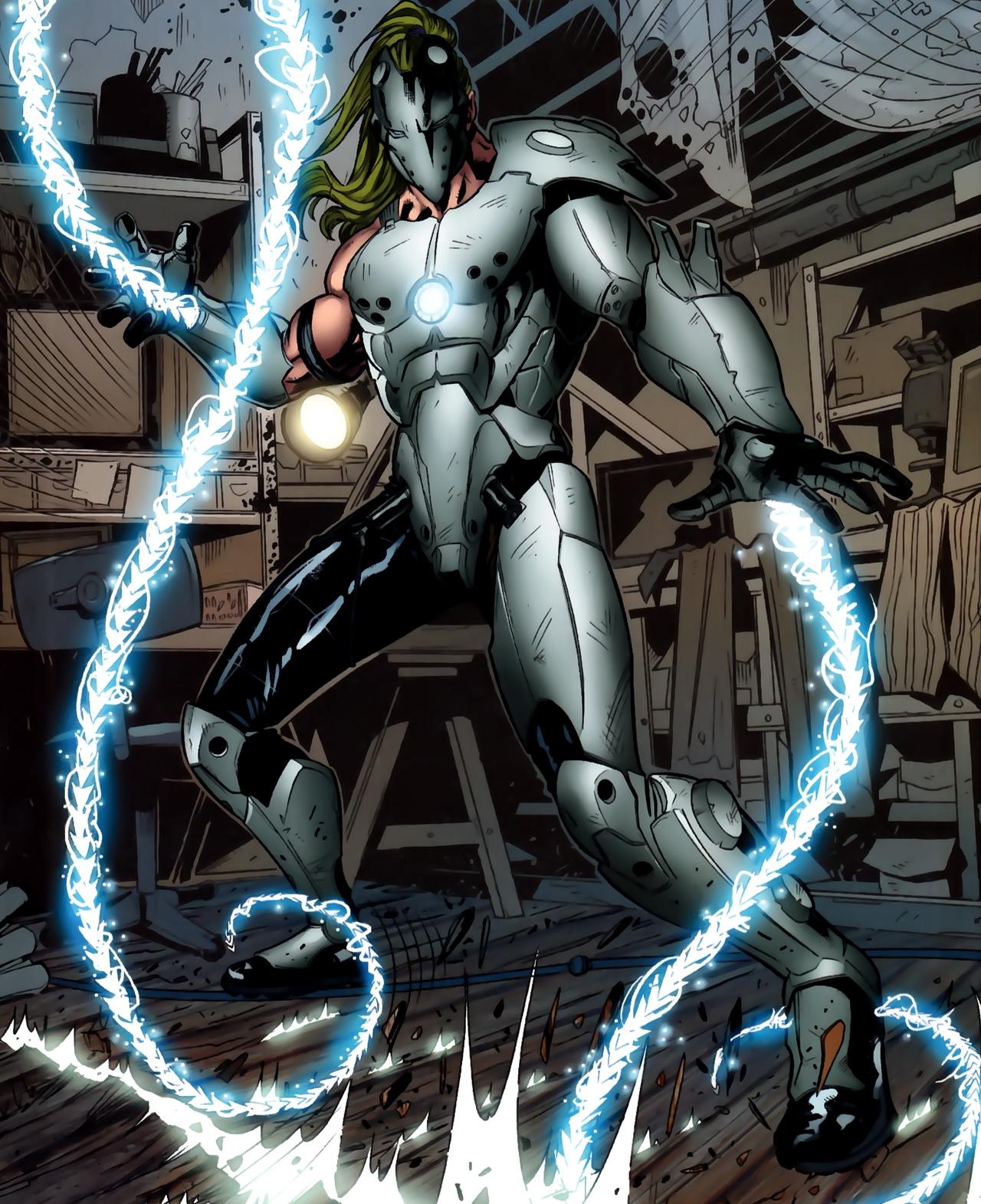 Whiplash (Marvel)