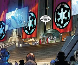 Celebration of Jedi end Imperial Palace Ameda