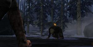 Igor defeated video game
