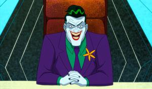 Joker confrontation