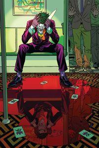 The Joker Vol 2 2 Brian Stelfreeze Textless