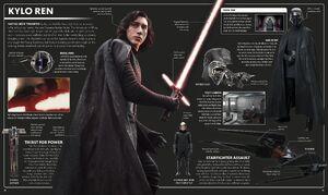 The Last Jedi Visual Dictionary