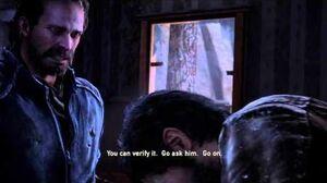 The Last of Us Remastered Joel torture scene