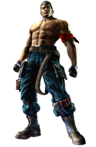 Bryan Fury Tekken 6