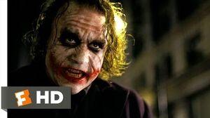 Hit Me! - The Dark Knight (4 9) Movie CLIP (2008) HD