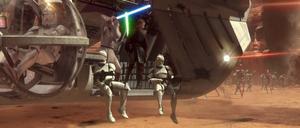 Anakin Kenobi gunship