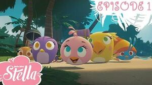 Angry Birds Stella A Fork in the Friendship - S1 Ep1