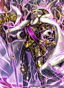 Artwork of Garon in Fire Emblem 0
