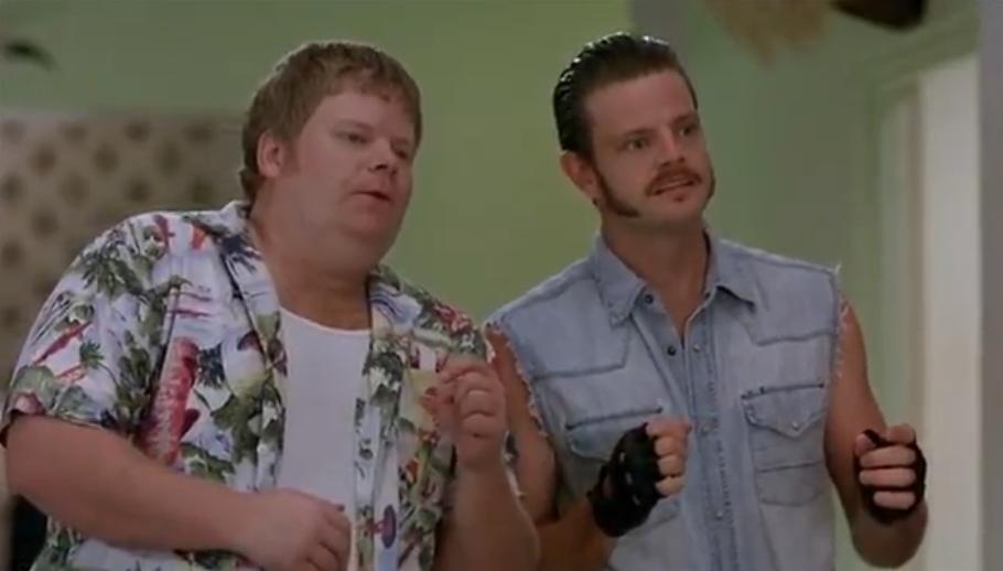Doug and Gordon