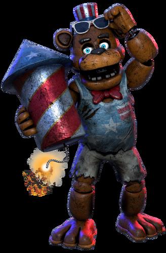 Firework Freddy