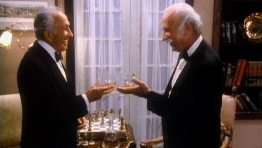 Duncan Williams and Jack Blaine