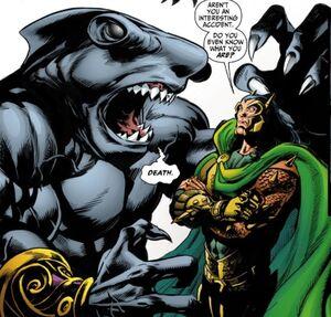 King Shark Prime Earth 0068