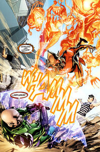 Larfleeze New Earth 0020