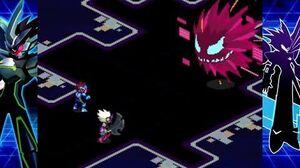 Mega Man Star Force 3 - Part 26 Rogue and Jack Corvus