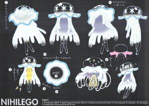 Nihilego SM concept art