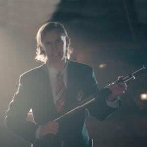 Polite Leader shotgun