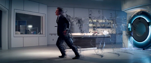 T-3000 Can't Move Much